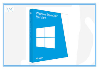ประเทศจีน Online Activation R2 Windows Server 2012 Versions Standard 5 user 32 bit 64 bit Retail Box ผู้ผลิต