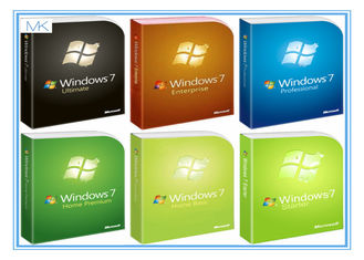 ประเทศจีน Original Professional Windows 7 Sticker Win 7 Home Premium 32 Bit Sp1 Genuine Product Key ผู้ผลิต