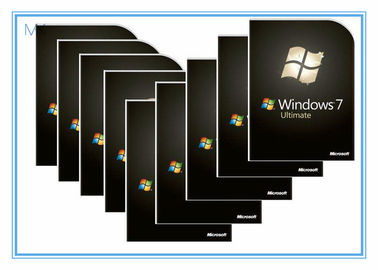 ประเทศจีน DVD 32 Bit / 64 Bit Home Microsoft Windows 7 Ultimate Product Key Softwares OEM ผู้ผลิต