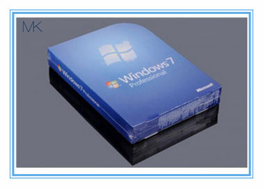 ประเทศจีน Professional Microsoft Update Windows 7 32 bit 64 Bit Retail Free Upgrade To Win 10 Pro English ผู้ผลิต