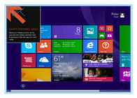 ประเทศจีน Original Win 8.1 Pro Product Key For Activation 32bit 64bit Lifetime Warranty โรงงาน