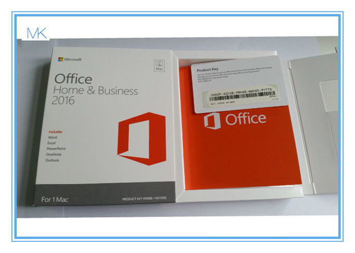 Microsoft Office Home and Business | 1 user, PC Key Card – Voltekk