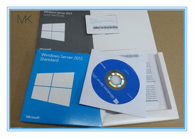 Microsoft Windows Server Standard 2012  Retail (5 CAL/s) - Full Version Box