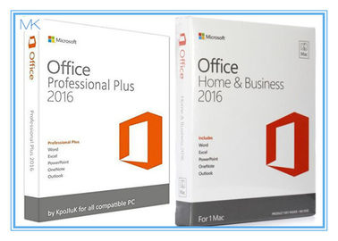 Office Professional Plus 2016 Product Key For Windows 1 User / 1PC With 3.0 Usb