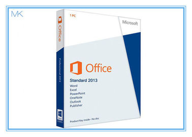32 / 64 Bit Microsoft Office 2013 Retail Box Professional Plus 2013 Pro English DVD