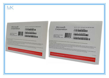 ประเทศจีน OEM Version Microsoft Update Windows 7 Pack Original Microsoft 32 / 64 bits โรงงาน