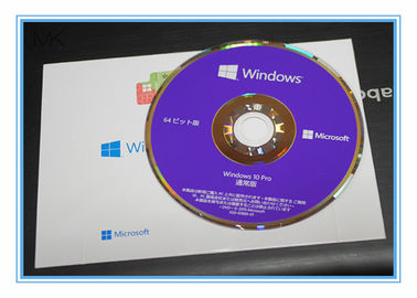 ประเทศจีน Microsoft Windows 10 Operating System Korean Version OEM 64 Bit Package โรงงาน