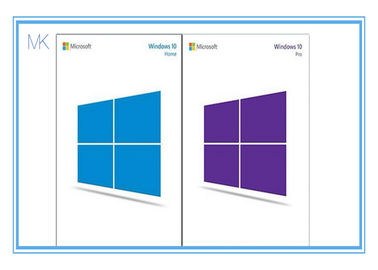 ประเทศจีน Microsoft Windows 10 Pro Oem License Activation 64 Bit Retail Pack Version โรงงาน