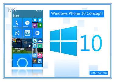 Win10 Pro OEM 64bit Microsoft Windows 10 Operating System 32bit English